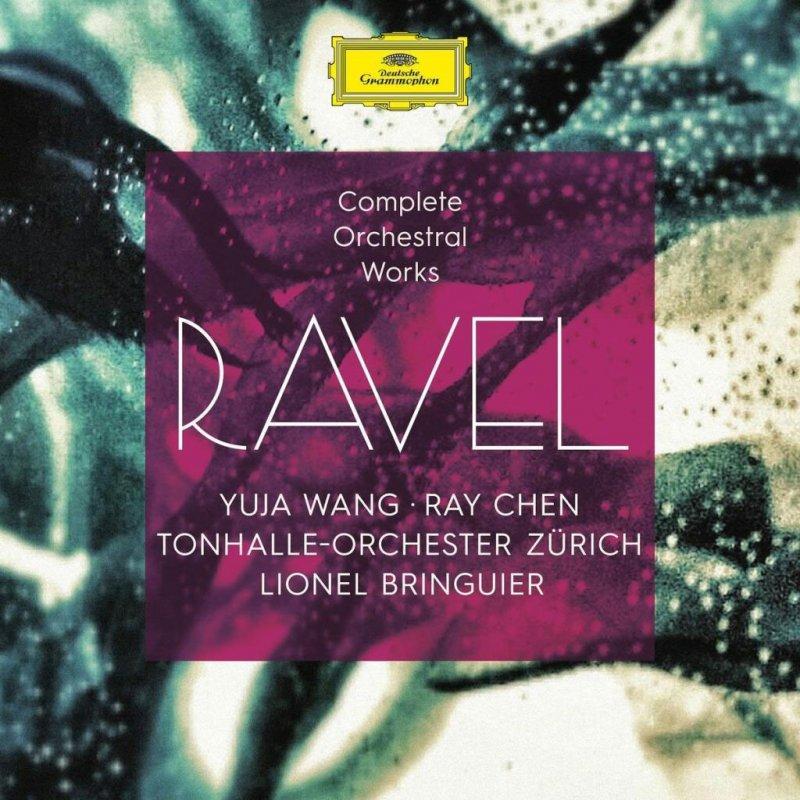 Image of   Bringuler Lionel - Ravel - CD