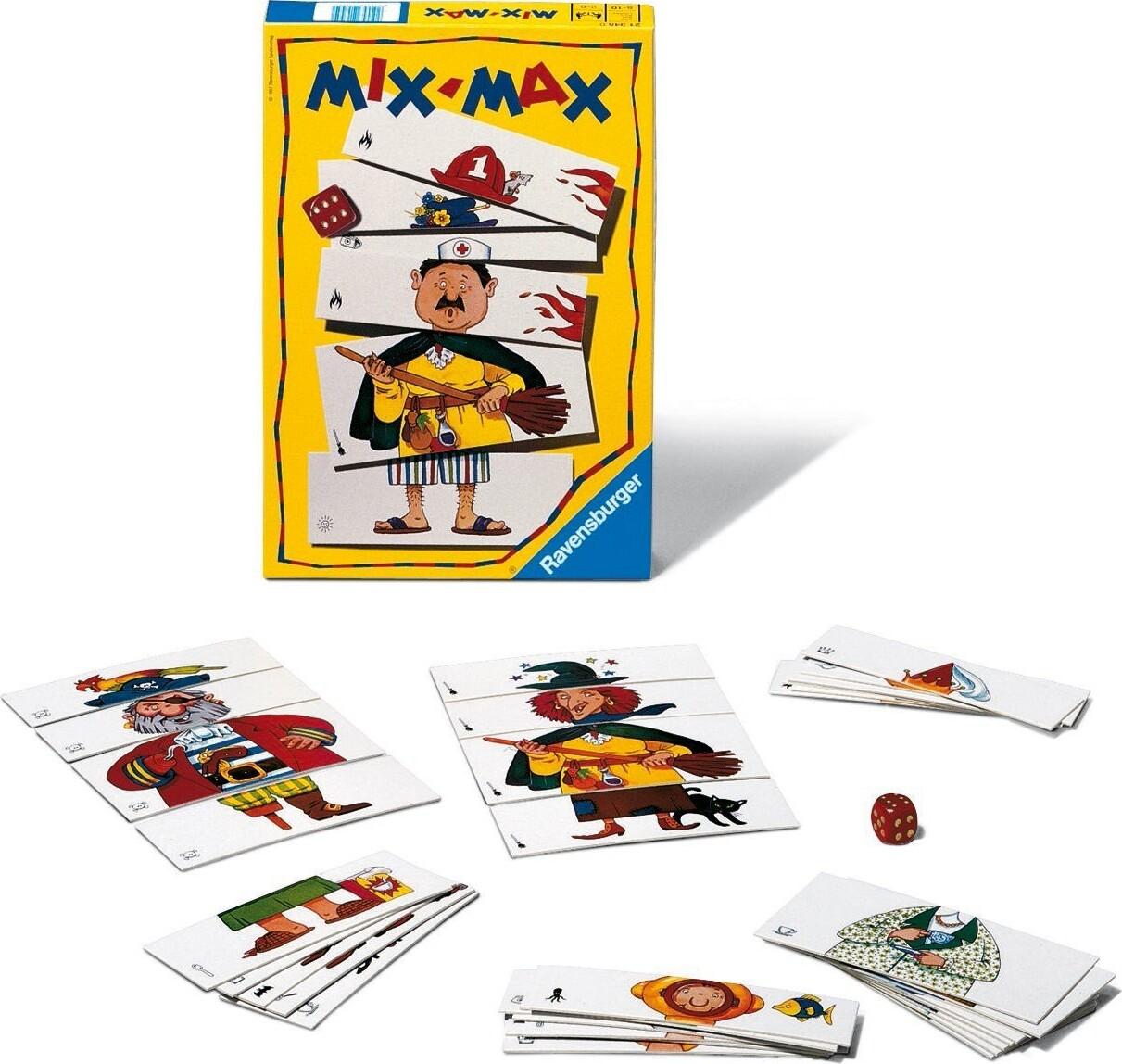 Ravensburger Spil - Mix Max