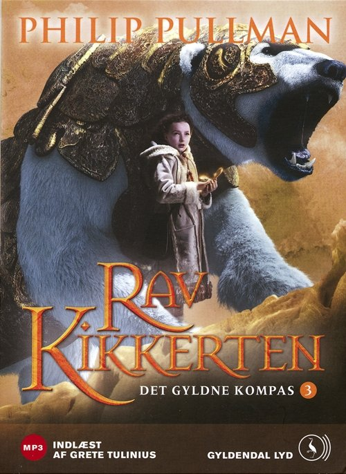 Image of   Ravkikkerten - Mp3 - Philip Pullman - Cd Lydbog