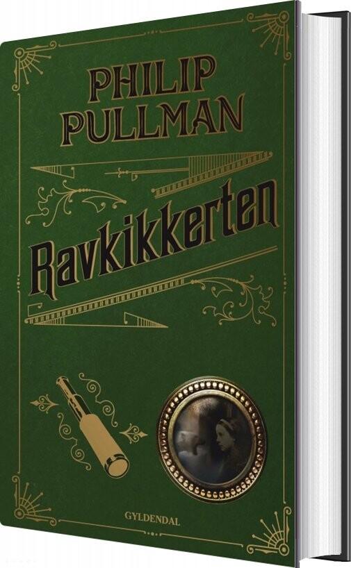 Image of   Det Gyldne Kompas 3 - Ravkikkerten - Philip Pullman - Bog