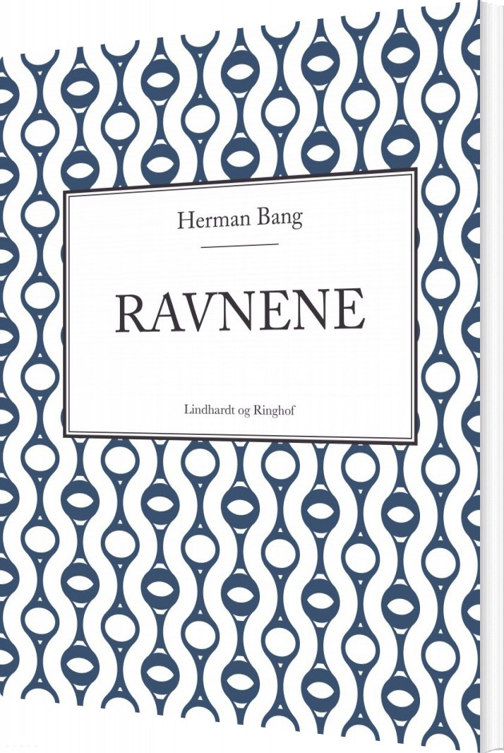 Image of   Ravnene - Herman Bang - Bog