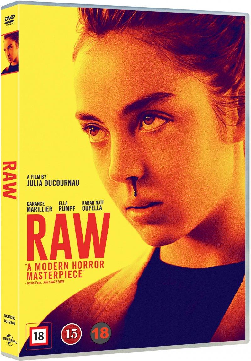 Billede af Raw - DVD - Film