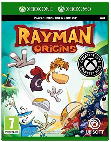 Image of   Rayman Origins (x360 & Xone) - Xbox One