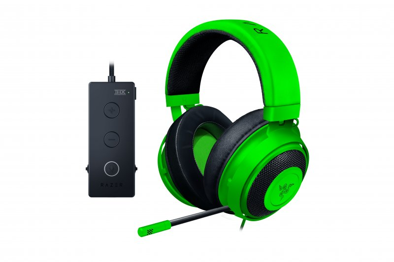 Image of   Razer Kraken - Tournament Edition - Gaming Headset - Grøn