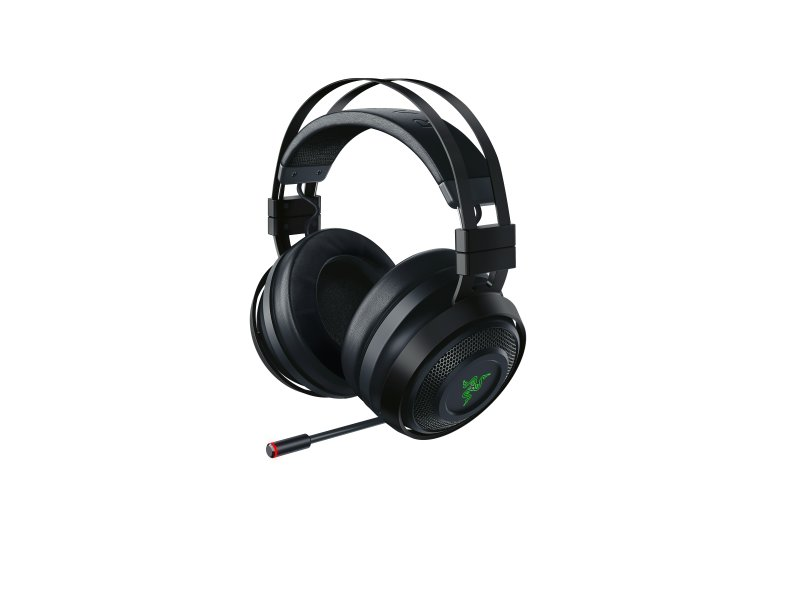 Image of   Razer - Nari Ultimate - Trådløs Usb Gaming Headset Med Til Pc Ps4 - Sort