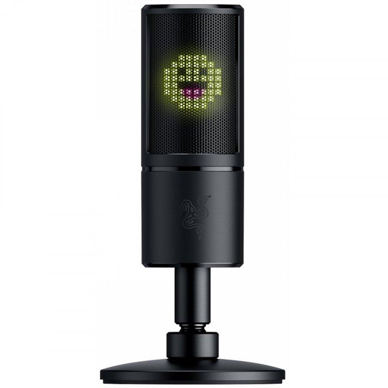 Razer Seiren Emote – Usb Gaming Mikrofon Til Pc Streaming