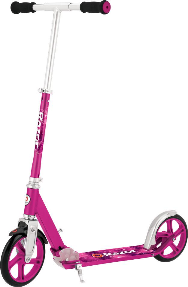 Ubrugte Razor Løbehjul - A5 Lux - Pink → Køb billigt her DX-43