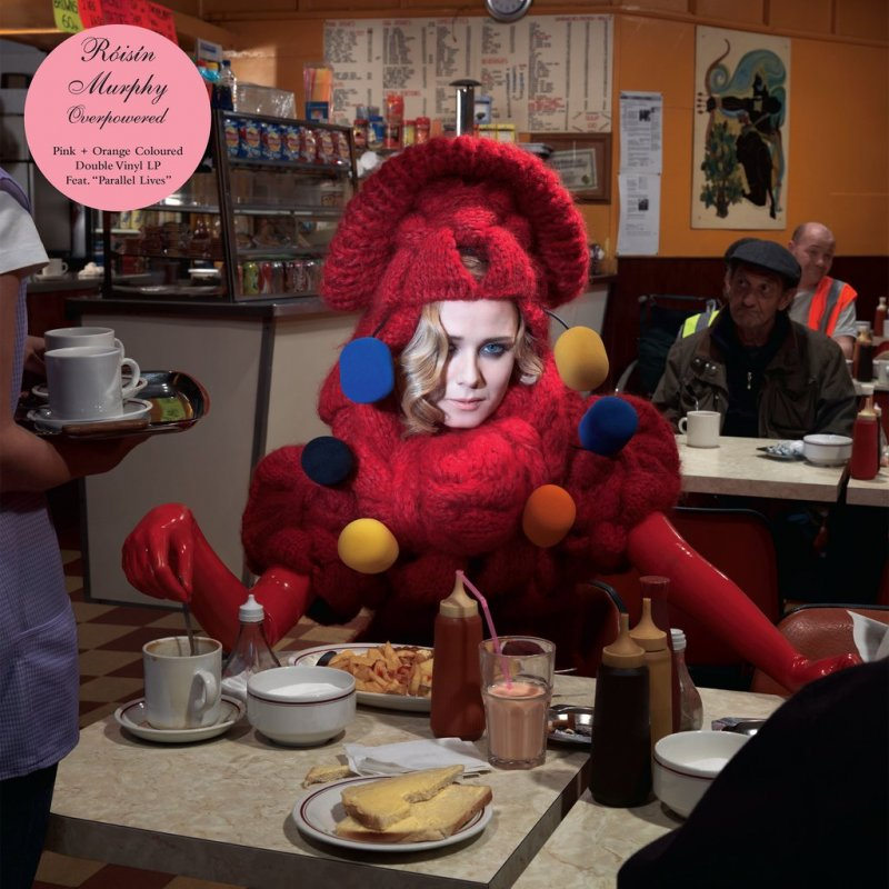 Image of   Roisin Murphy - Overpowered - CD