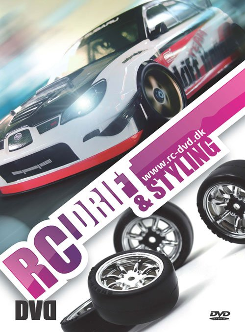 Image of   Rc-dvd Drift & Styling - DVD - Film
