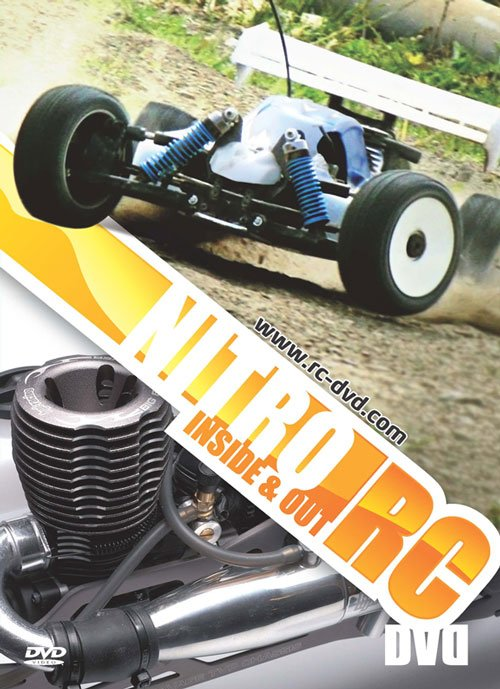 Image of   Rc Nitro - Inside & Out - DVD - Film