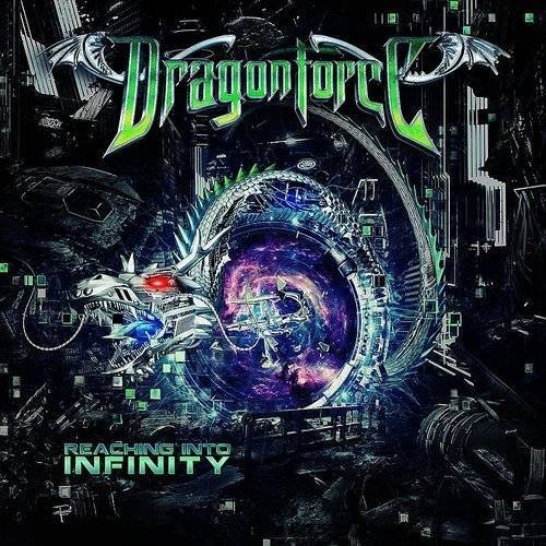 Image of   Dragonforce - Reaching Into Infinity (cd+dvd) - CD