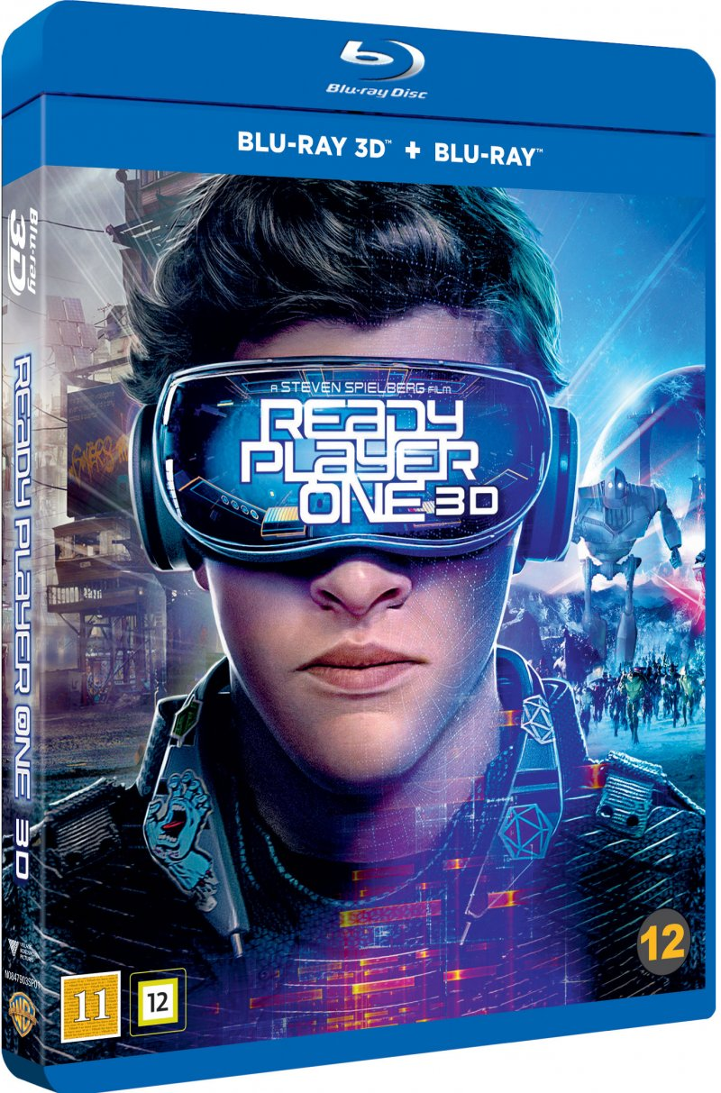 Image of   Ready Player One - 2018 - 3D Blu-Ray
