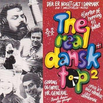 Real Dansktop 2 - CD