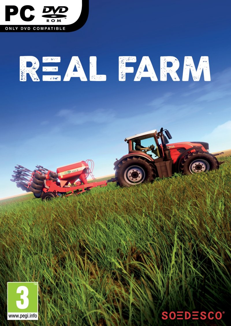Image of   Real Farm - PC