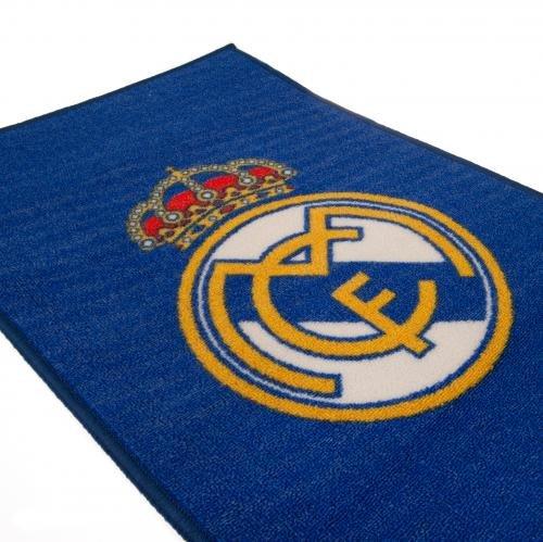 Image of   Real Madrid Gulvtæppe - Merchandise - 80 X 50 Cm