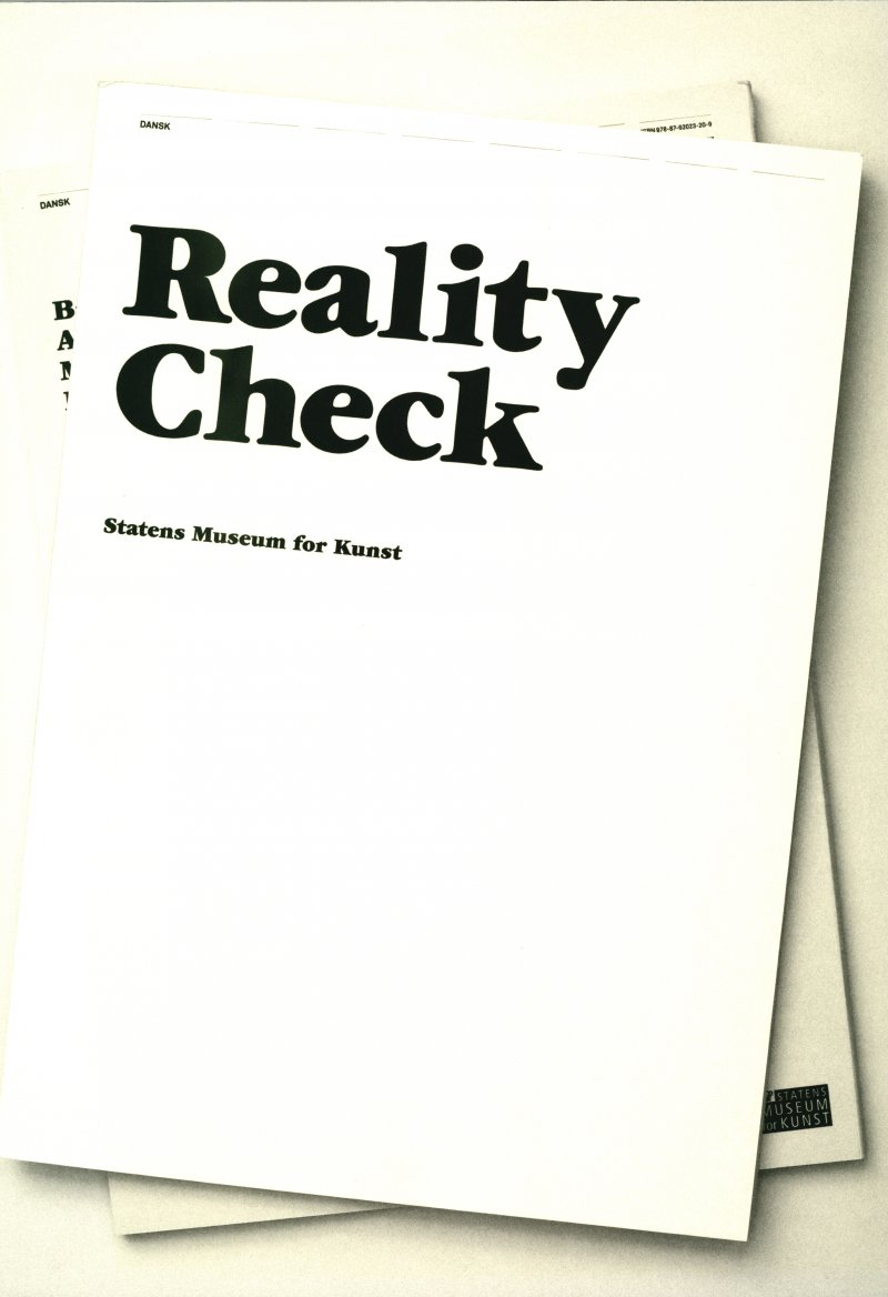 Image of   Reality Check - Marianne Torp - Bog