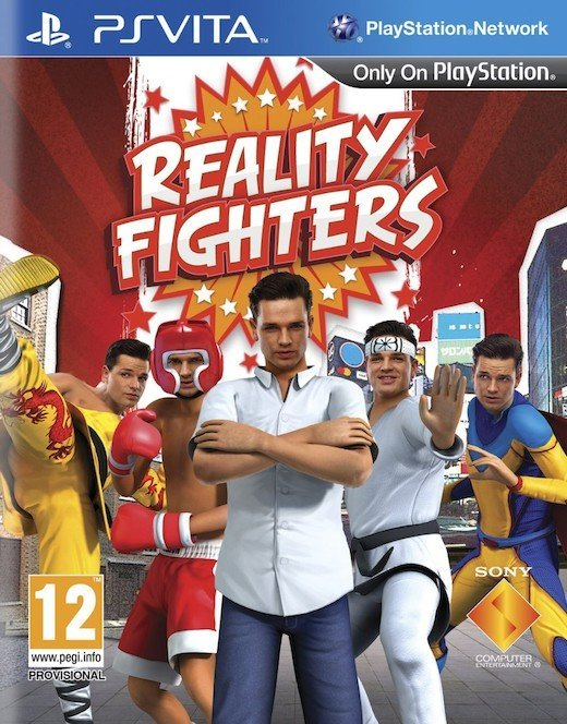 Image of   Reality Fighters - Ps Vita