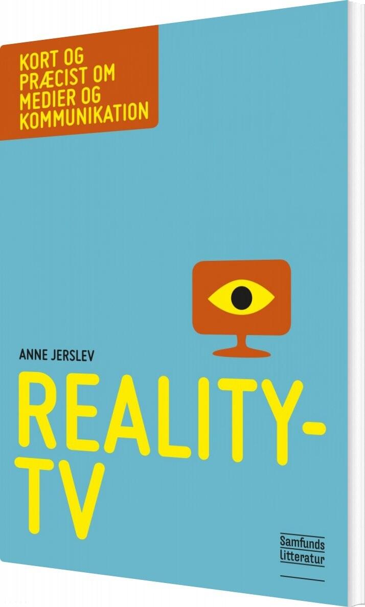 Image of   Reality-tv - Anne Jerslev - Bog