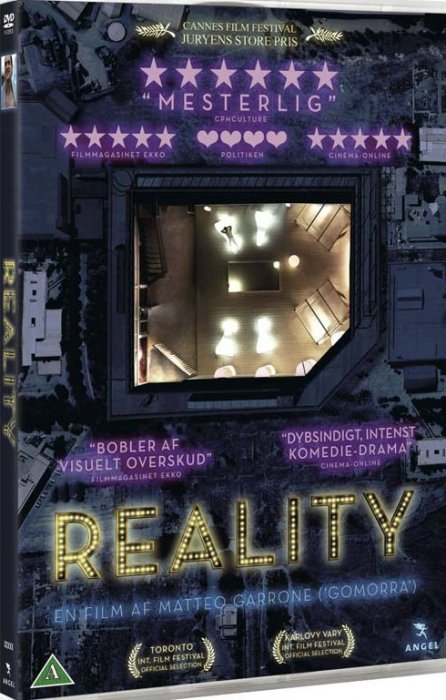 Image of   Reality - DVD - Film