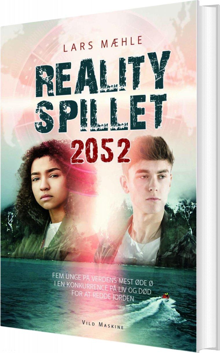 Billede af Realityspillet 2052 - Lars Mæhle - Bog