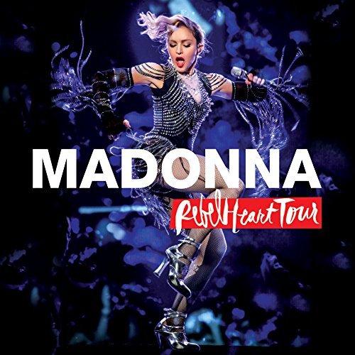 Image of   Madonna - Rebel Heart Tour (cd+dvd) - CD