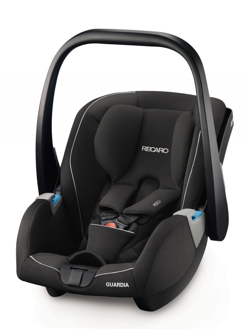 Image of   Recaro Guardia Autostol - 0-13 Kg - Performance Black