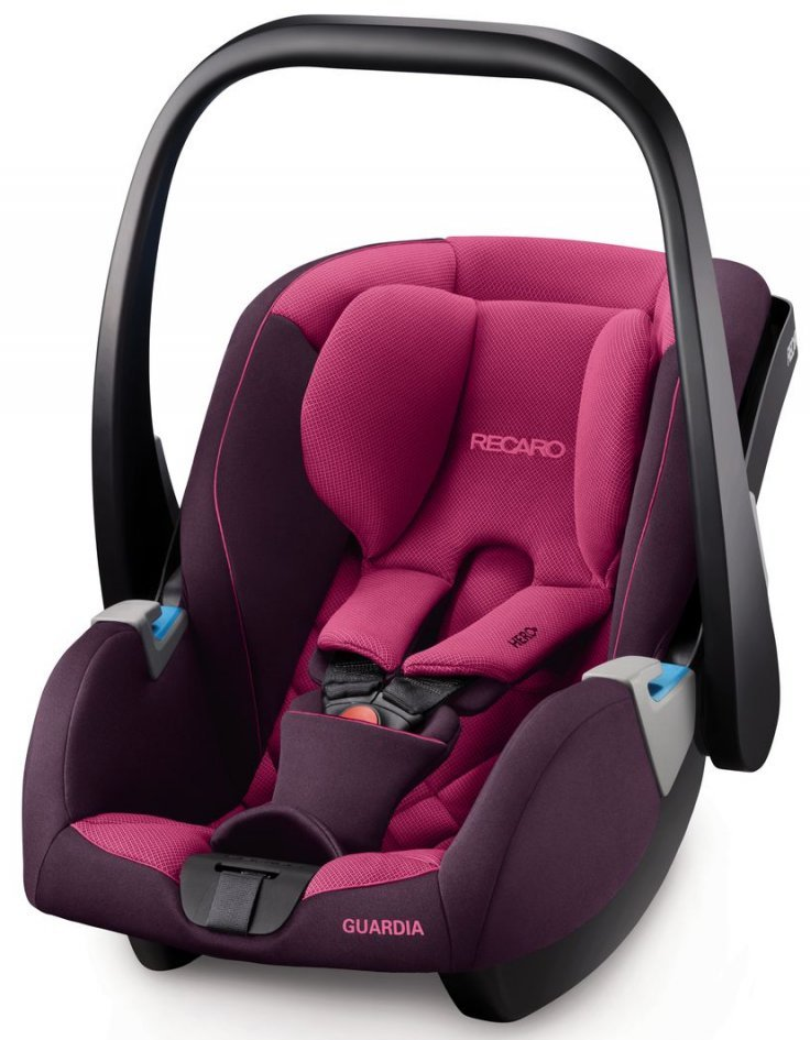 Image of   Recaro Guardia Autostol - 0-13 Kg - Power Berry