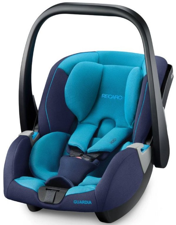 Image of   Recaro Guardia Autostol - 0-13 Kg - Xenon Blue