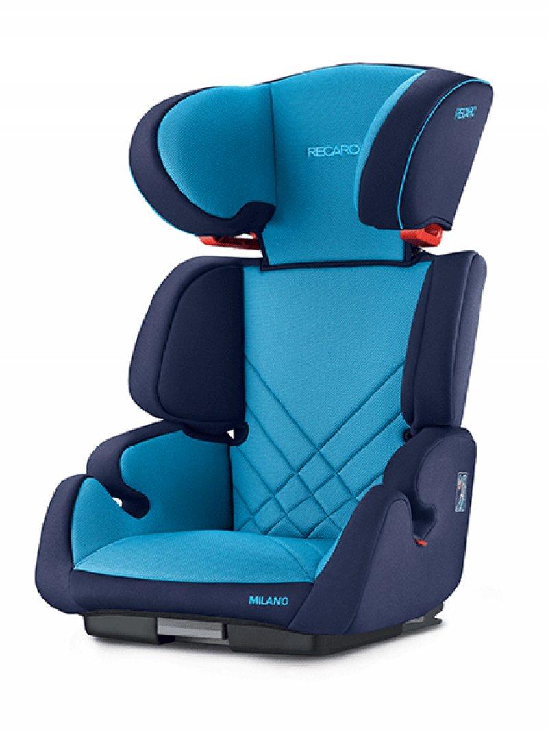 Recaro Autostol Milano - 15-36 Kg - Xenon Blue