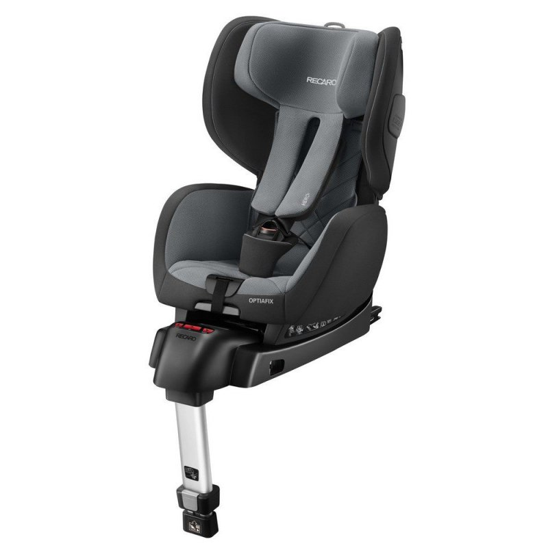 Image of   Recaro Autostol Optiafix - 9-18 Kg - Carbon Black