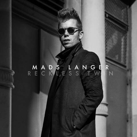 Image of   Mads Langer - Reckless Twin - CD