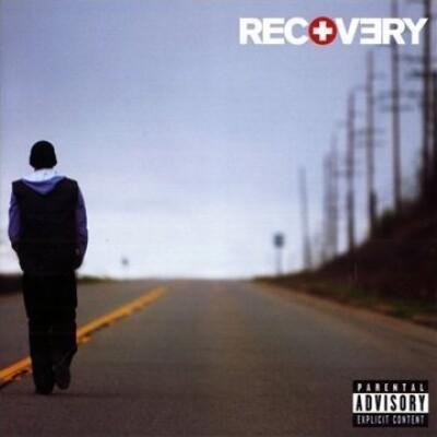Image of   Eminem - Recovery - Vinyl / LP