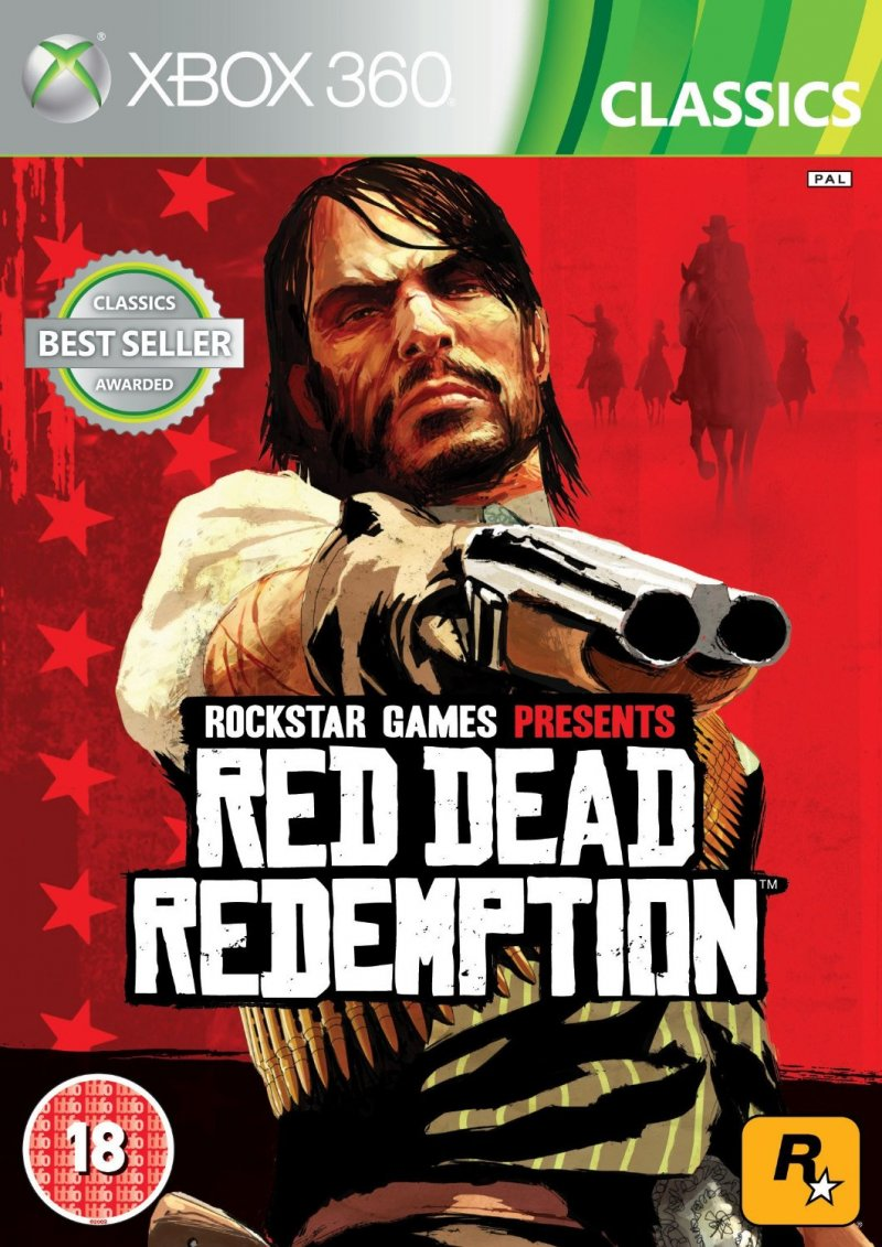 Image of   Red Dead Redemption Game Of The Year (classics) - Xbox 360