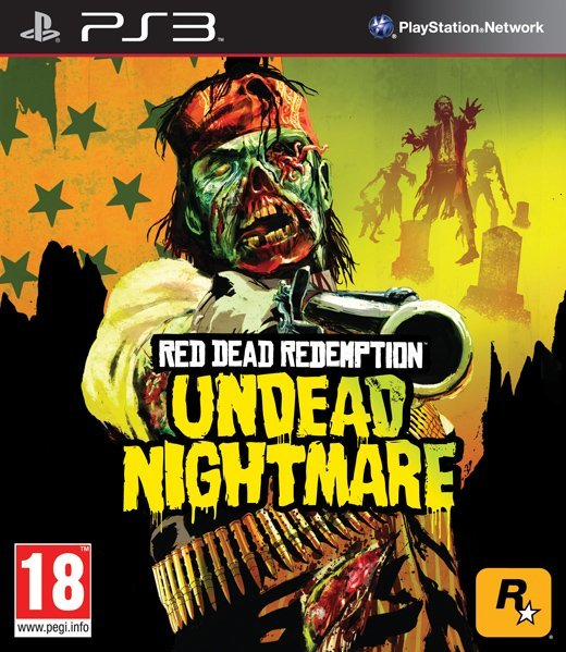 Image of   Red Dead Redemption: Undead Nightmare - PS3