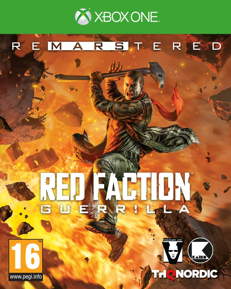 Red Faction: Guerrilla Remastered - Xbox One