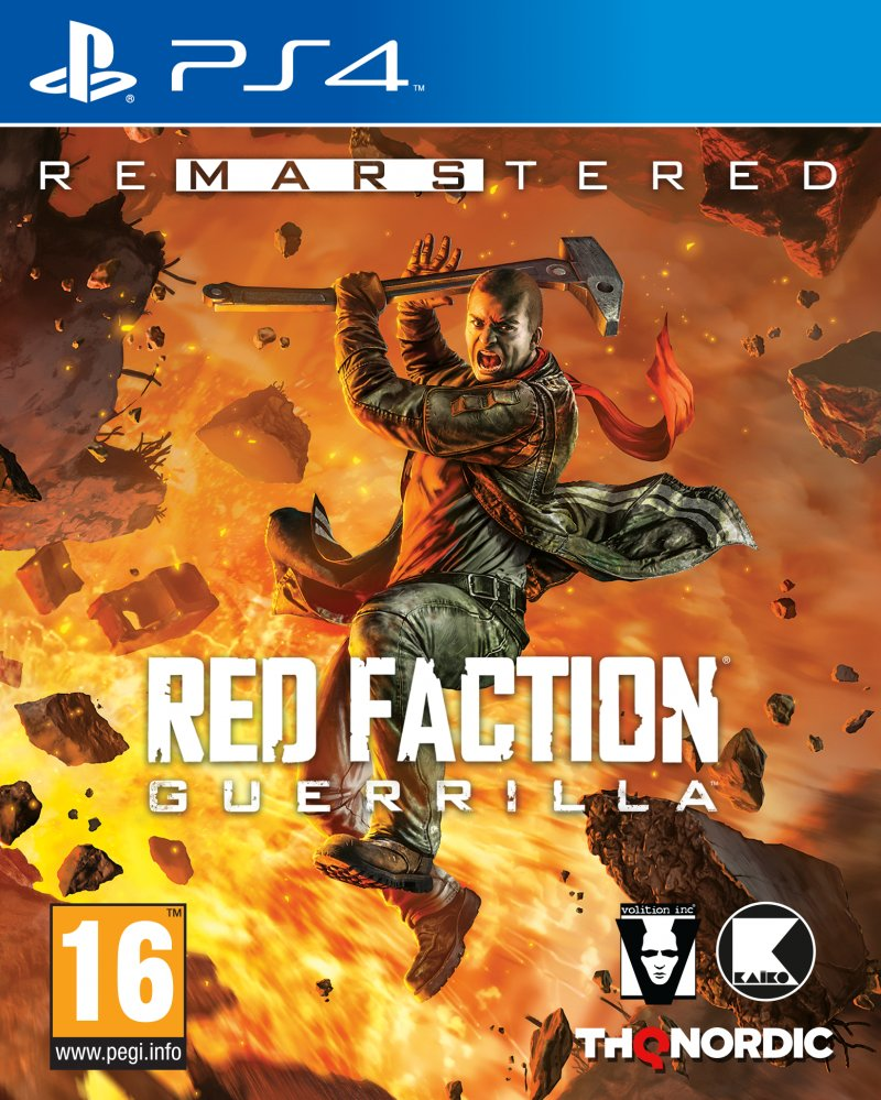 Image of   Red Faction: Guerrilla Remastered - PS4