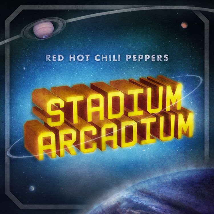 Red Hot Chili Peppers - Stadium Arcadium - CD