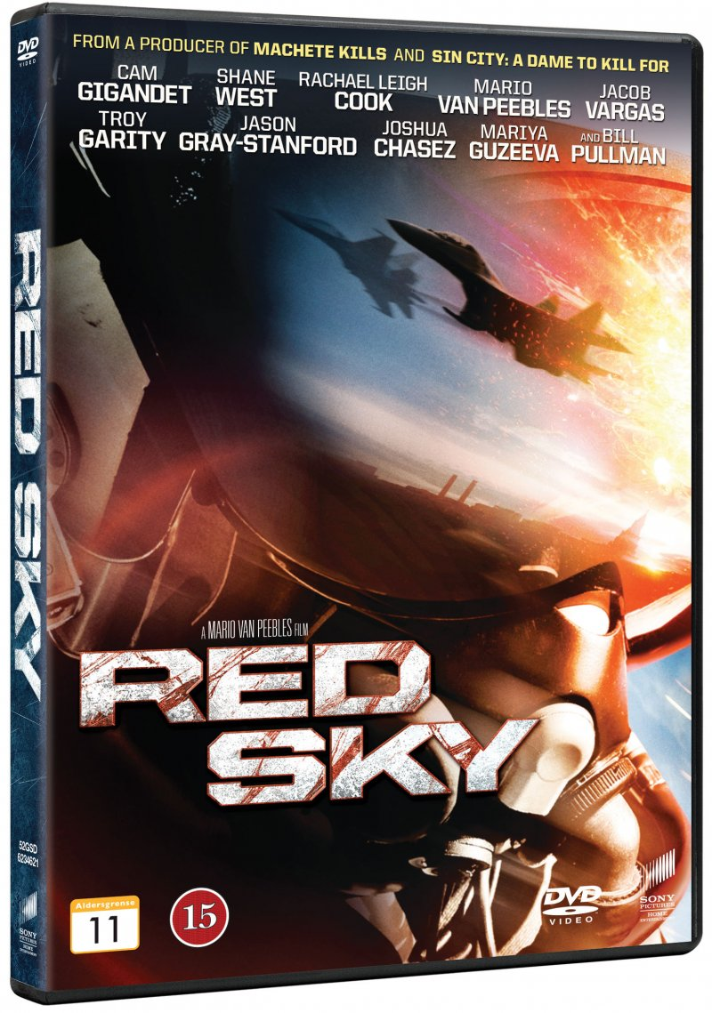 Image of   Red Sky - DVD - Film