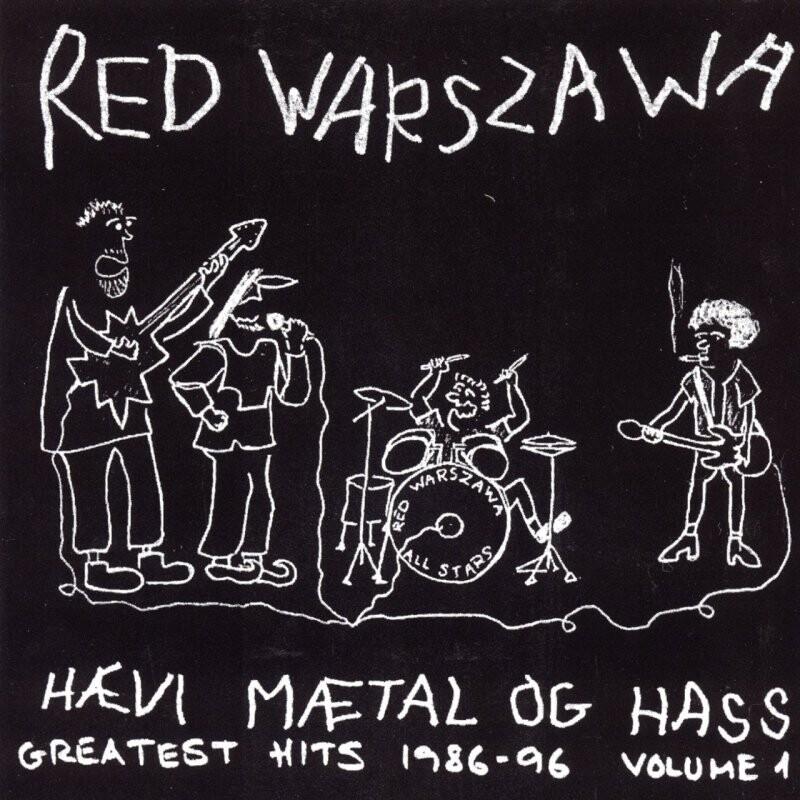 Billede af Red Warszawa - Hævi Mætal Og Hass - CD