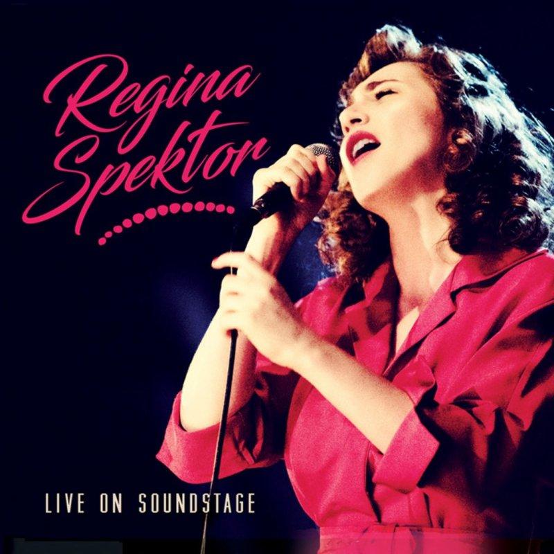 Image of   Regina Spektor Live On Soundstage - Blu-Ray