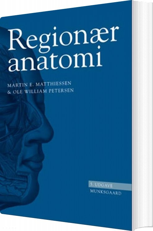 Image of   Regionær Anatomi - Ole William Petersen - Bog