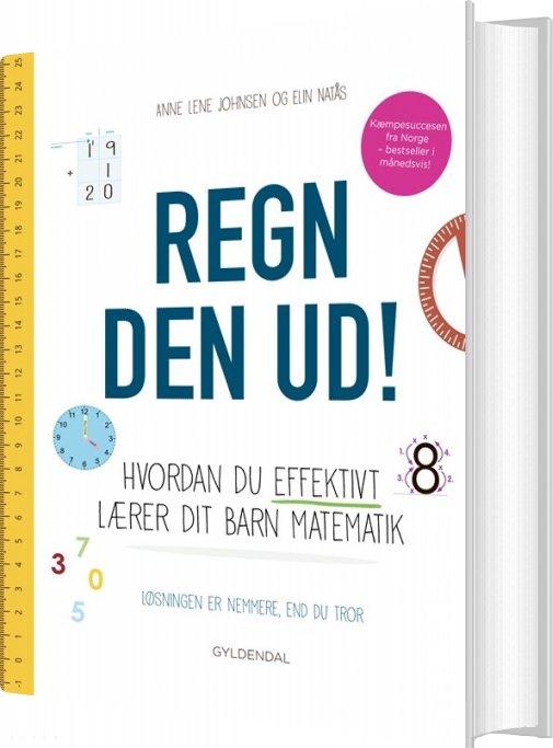 Image of   Regn Den Ud! - Anne Lene Johnsen - Bog