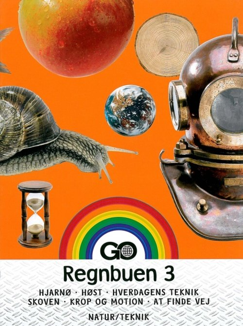 Regnbuen 3 - Elevbog - Frank Jensen - Bog