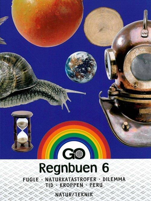 Regnbuen 6 - Elevbog - Frank Jensen - Bog