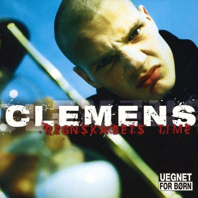 Image of   Clemens - Regnskabets Time - Vinyl / LP