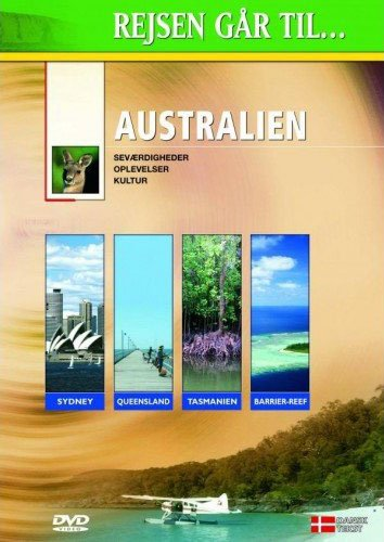 Billede af Rejsen Går Til Australien - DVD - Film