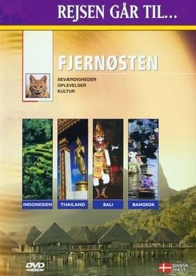 Billede af Rejsen Går Til Fjernøsten - DVD - Film