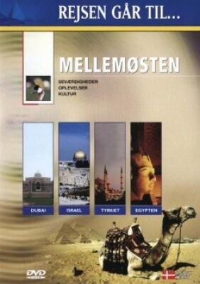 Billede af Rejsen Går Til Mellemøsten - DVD - Film
