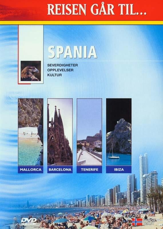 Billede af Rejsen Går Til Spanien - DVD - Film