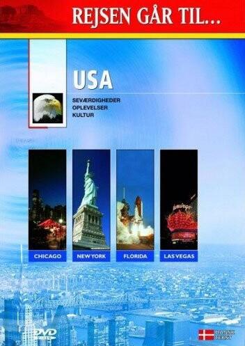 Billede af Rejsen Går Til Usa - DVD - Film